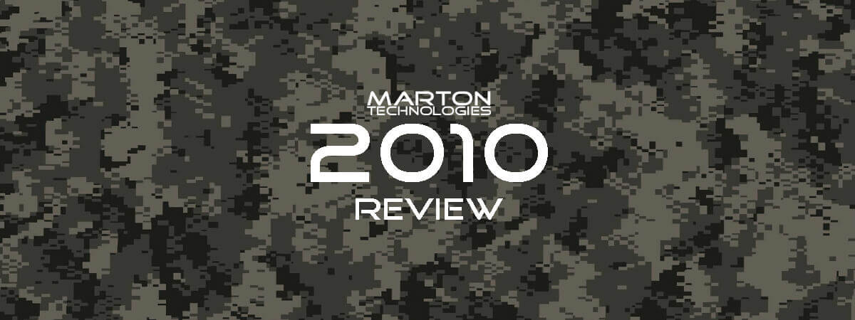 2010 Annual Company Review