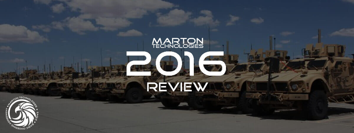 2016 Annual Company Review