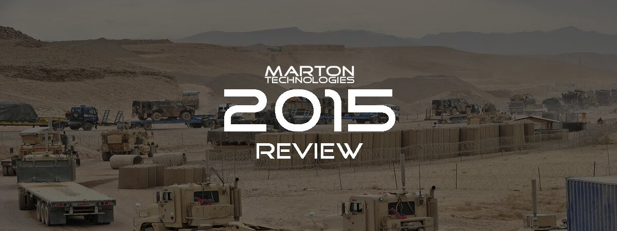 2015 Annual Company Review
