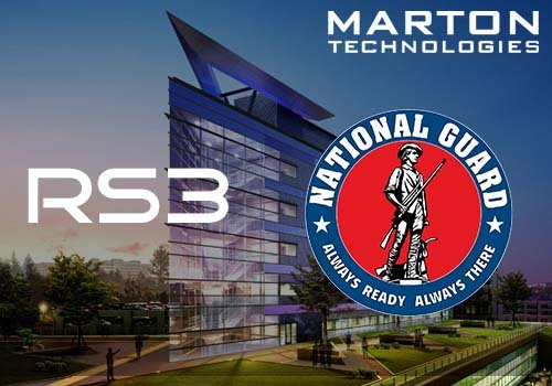 Marton Awarded 5-year RS3 Task Order supporting the Army National Guard